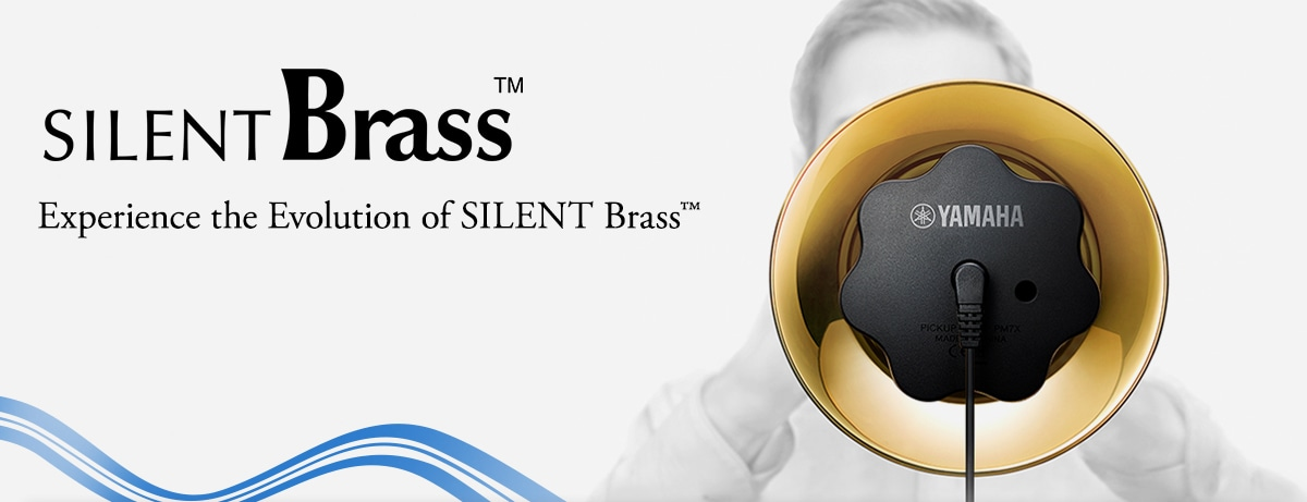 SILENT Brass™ Experience the Evolution of SILENT Brass™